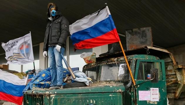 Танки и БТР вошли в Донецкую область