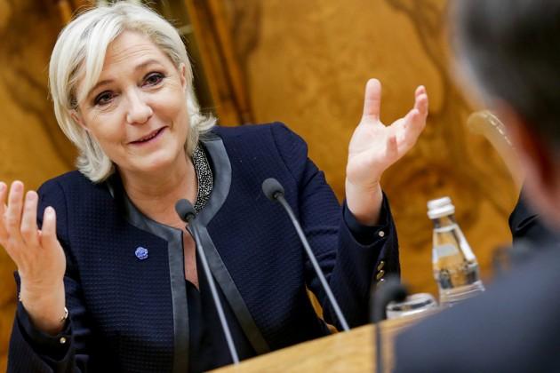 Марин ЛеПен предрекла исчезновение Евросоюза