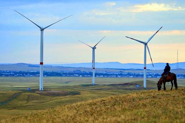 Сколько электроэнергии получили в РК с помощью ВИЭ
