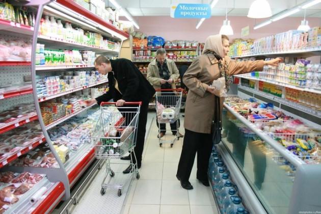В РК не выживают средние супермаркеты