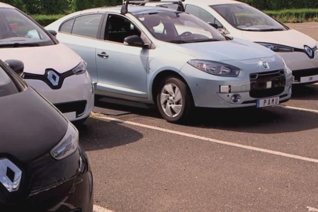 Renault приедет к своему владельцу самостоятельно