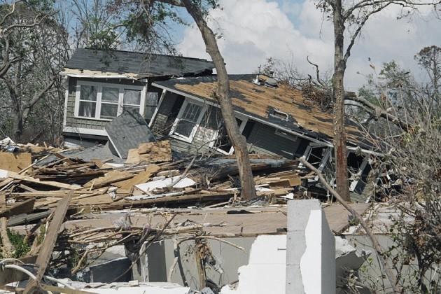 Общий ущерб отстихийных бедствий вмире составил $314млрд