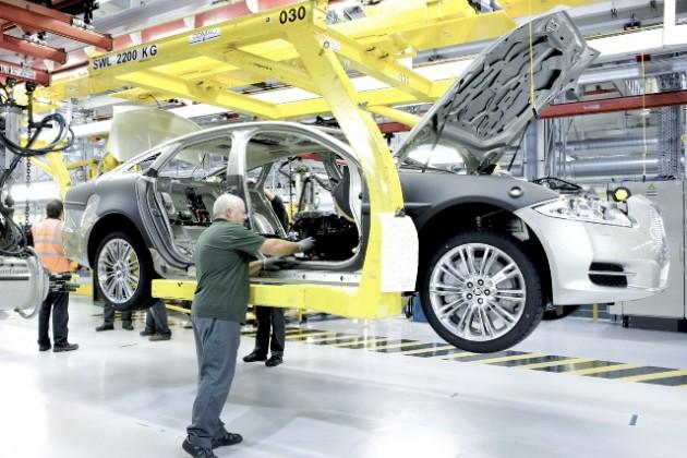 Китайская Chery объединится с Jaguar Land Rover