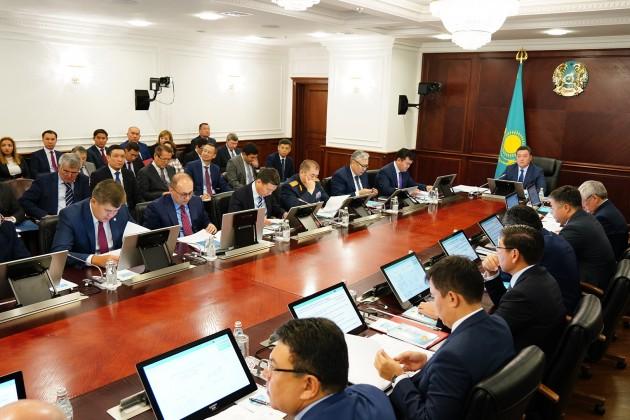 Правительство подготовит поправки по улучшению бизнес-климата