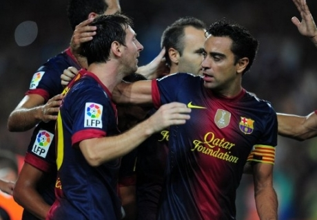 «Барселона» выиграла Суперкубок Испании