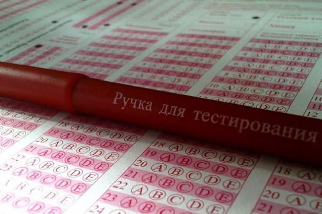 Школьники смогут повторно сдать ЕНТ