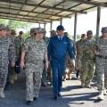 Министр обороны обозначил направления развития военных полигонов