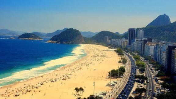 Топ-10 лучших пляжей мира по версии Traveller's Choice