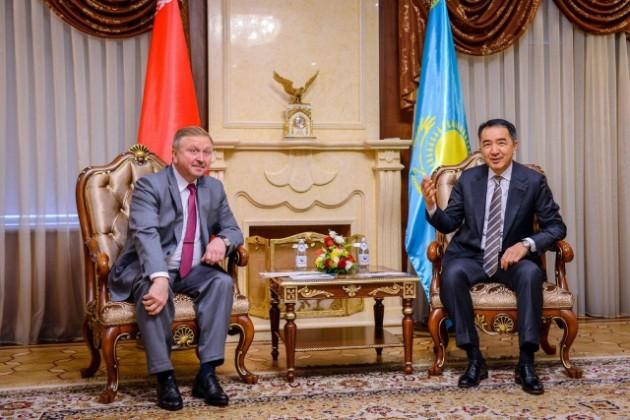 Казахстан иБеларусь загод нарастили товарооборот на73%