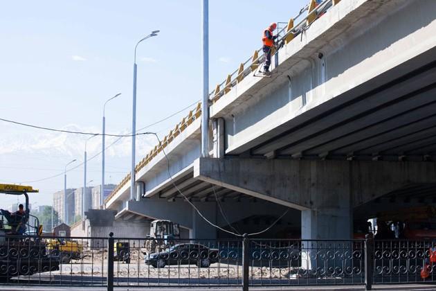 Мостовые конструкции из РК на экспорт в Россию