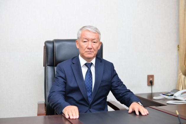 Бухарбай Парманов стал заместителем акима Шымкента