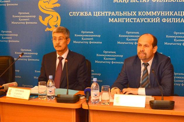 Серикбай Трумов рассказал о строительстве жилья в Актау