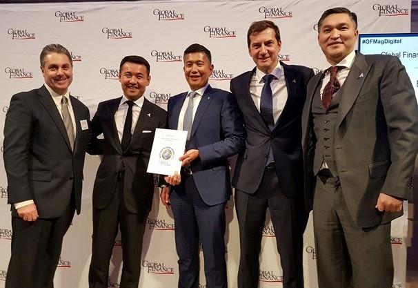 Банк Астаны получил награду «Лучший Цифровой Банк Казахстана»
