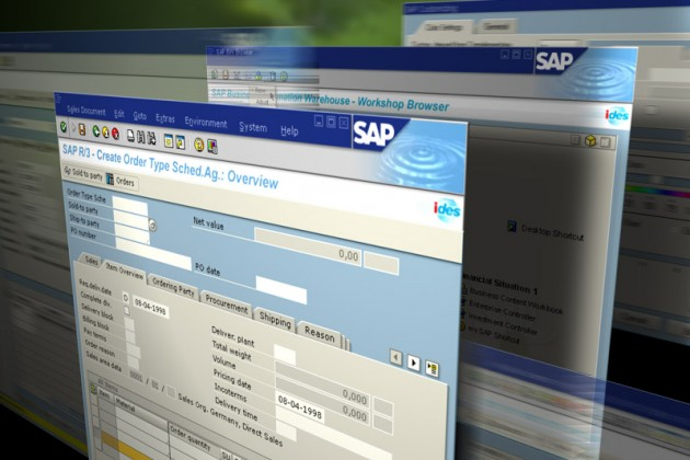 В 2013 году SAP может стать лидером в облаках