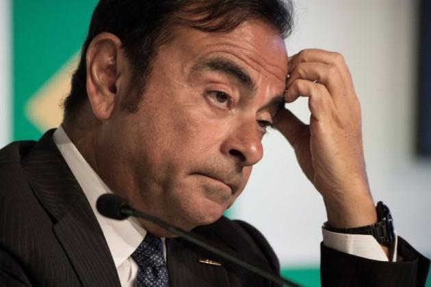 Экс-главу Nissan Карлоса Гона отпустили под залог