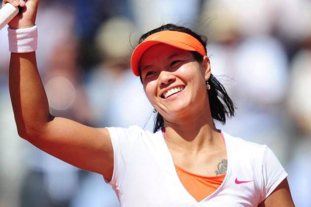 Ли На завершила спортивную карьеру