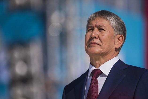 Алмазбек Атамбаев вернется к работе в ближайшее время