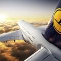 Наевропейских рейсах Lufthansa включили бесплатный Wi-Fi