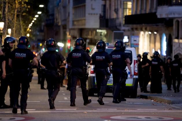 Исламское государство взяло ответственность затеракт вБарселоне
