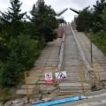 Сколько потратят на реконструкцию «лестницы здоровья» на Медео?