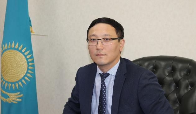 Руслан Енсебаев стал вице-министром финансов