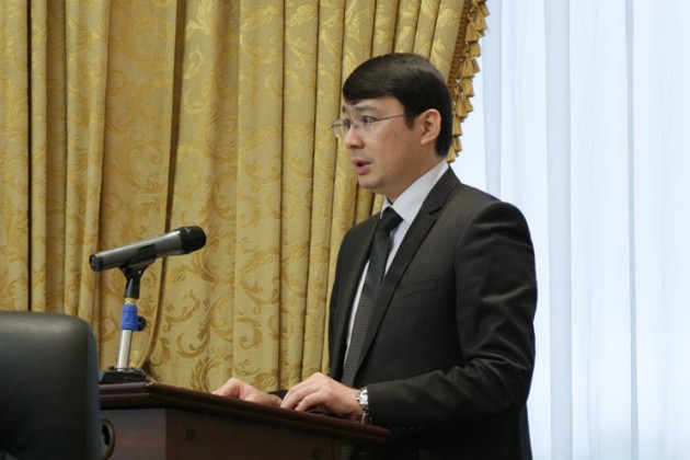 Ерлан Спанов стал заместителем акима Костанайской области