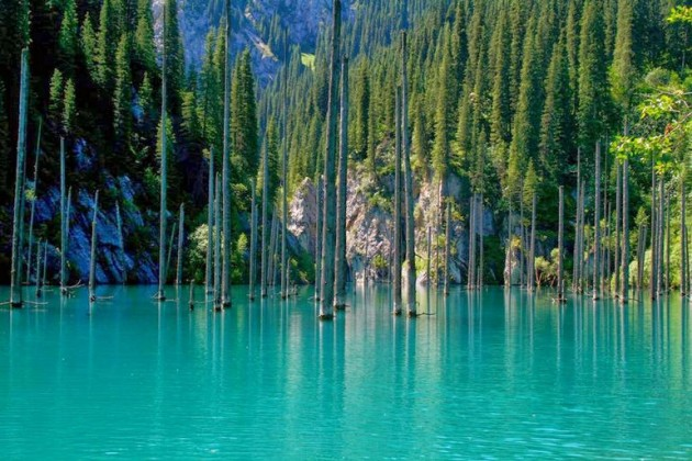 Казахстан становится привлекательным для туристов