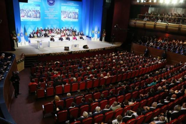 Президент распорядился созвать сессию Ассамблеи народа Казахстана