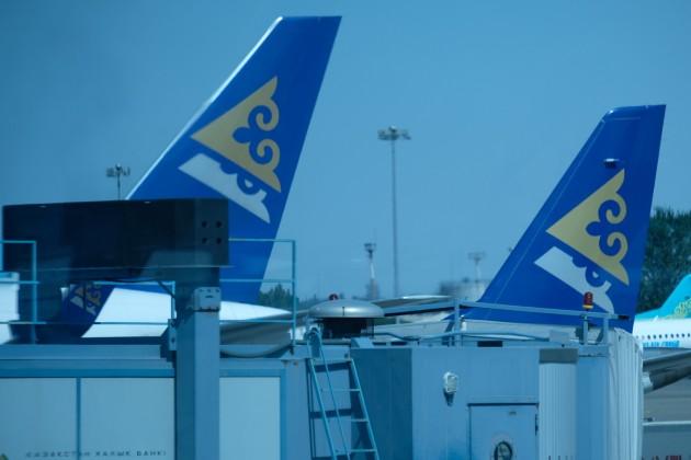 Эйр Астана отменила рейсы в Дели на 28 февраля