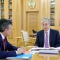 Президент дал поручения новому министру