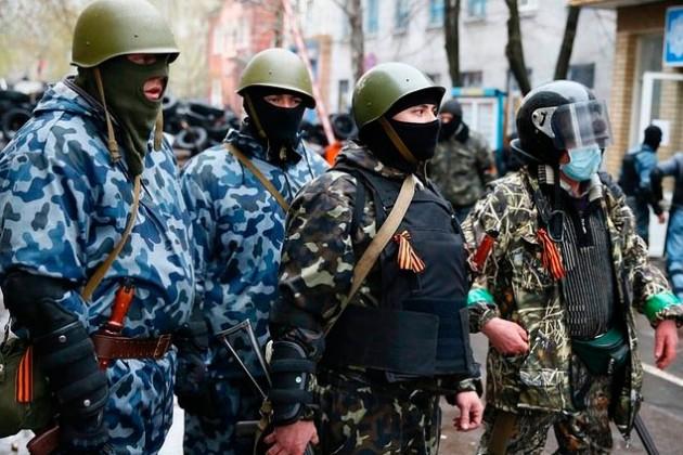 Ополчение Донбасса дало Киеву 24 часа на вывод войск