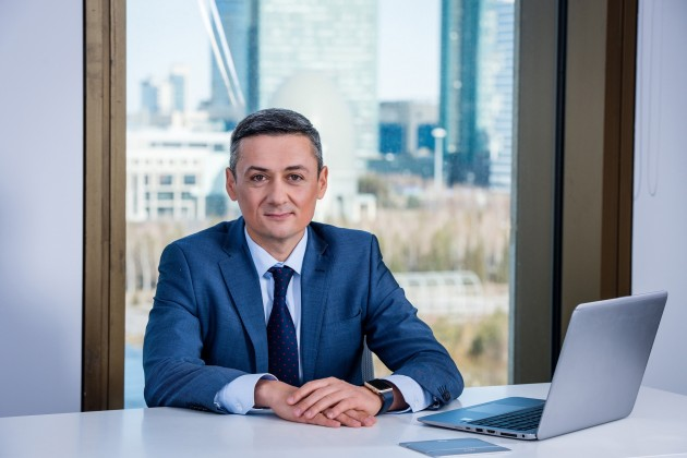 Beeline Казахстан возглавил Евгений Настрадин