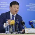 Алексей Цой стал вице-министром здравоохранения