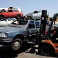 В Актау бесхозные автомобили отправят на утилизацию