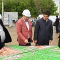 Бауыржан Байбек проверил строительство новых развязок