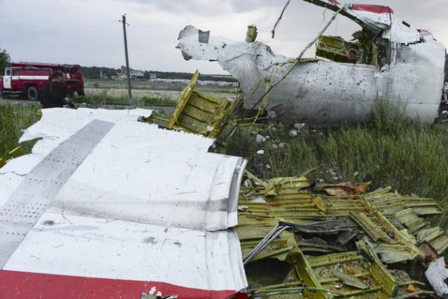 Следователи выдвинули новую версию авиакатастрофы над Донбассом