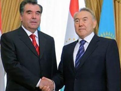 Глава Таджикистана поздравил президента Казахстана с Днем независимости РК