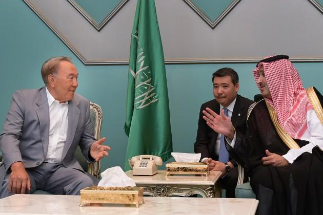 Астана иЭр-Рияд подпишут ряд двусторонних документов