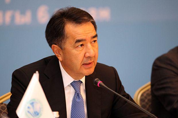 Бакытжан Сагинтаев ответил навысказывание Алмазбека Атамбаева