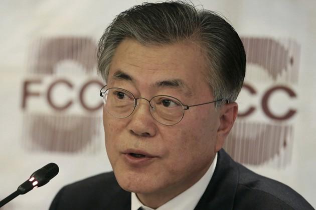 Кандидат впрезиденты Южной Кореи озвучил мирный план поКНДР