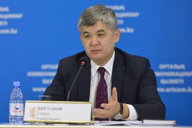 Елжан Биртанов озвучил новые подходы влечении онкобольных