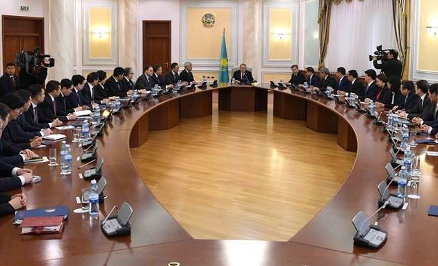 Вотношении Куандыка Бишимбаева проводятся следственные мероприятия