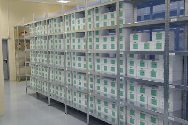 Открыт комплекс для хранения лекарств