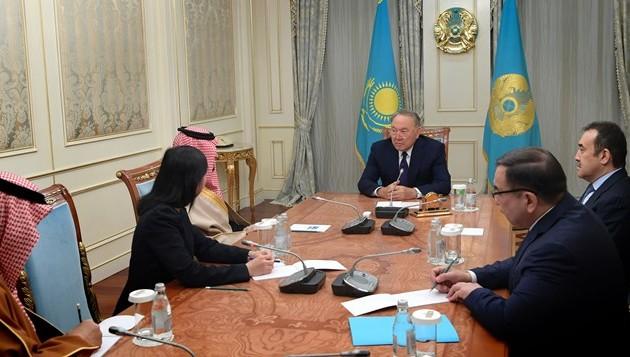 Саудовская Аравия— важный партнер Казахстана висламском мире