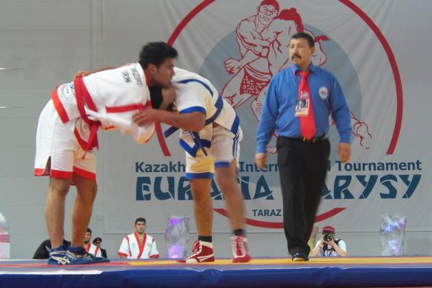 Тараз готовится принять международный турнир «Eurasia Barysy»-2014
