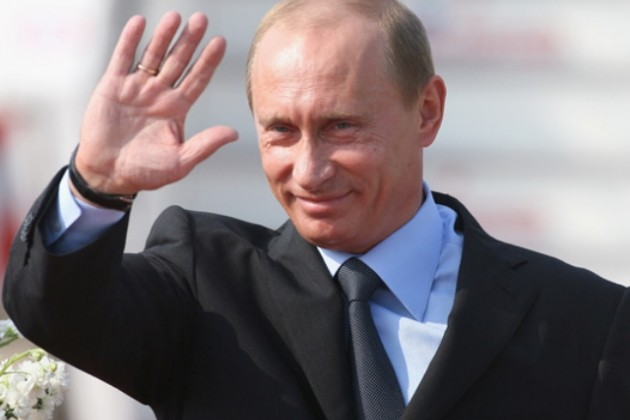 Владимир Путин посетит Казахстан 28–29 мая