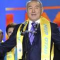 Назарбаев возглавил список делегатов съезда партии Нур Отан