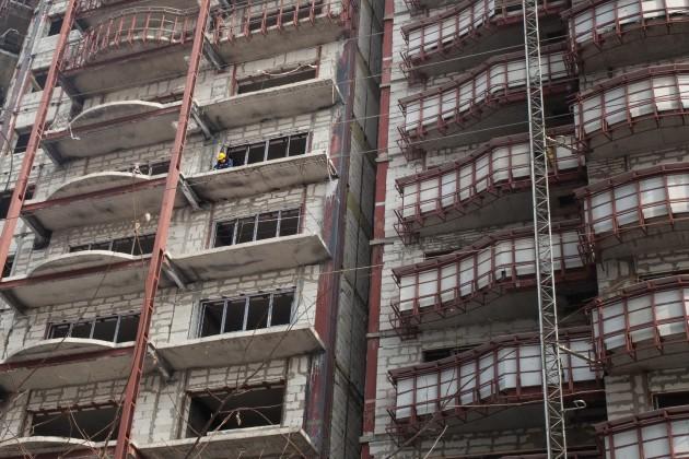 ВIполугодии поНурлы жер сдали более 3тысяч квартир повсей стране