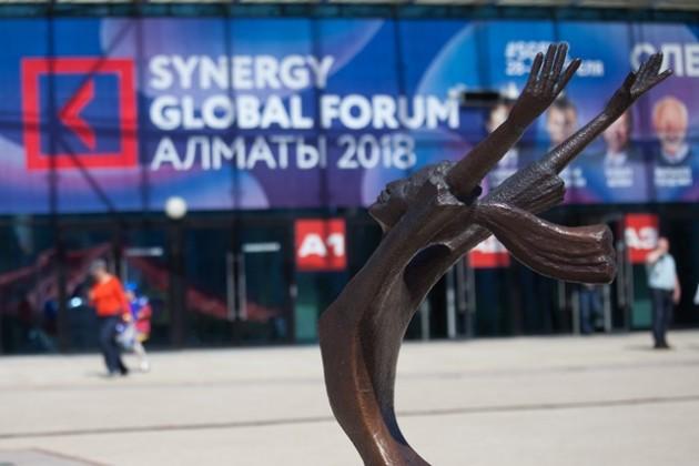 Synergy Global Forum: Миссия— мотивация