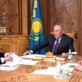 Нурсултан Назарбаев принял Бердибека Сапарбаева